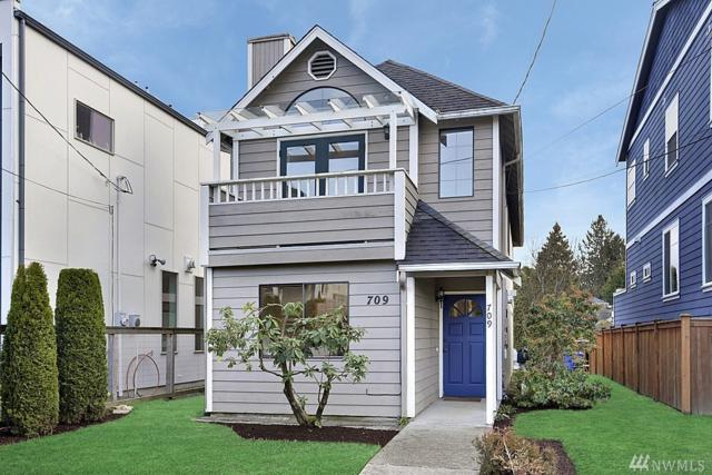 709 N 77th St, Seattle, WA 98103 (#1411545) :: Homes on the Sound