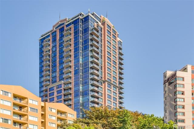 1420 Terry Ave #902, Seattle, WA 98101 (#1411643) :: Ben Kinney Real Estate Team