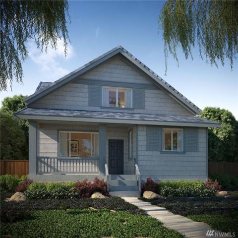 209 Melakwa(Lot 37) Place NE, North Bend, WA 98045 (#1411667) :: Homes on the Sound