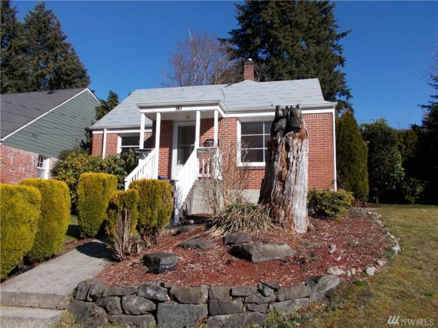 141 Harvard Ave, Fircrest, WA 98466 (#1411739) :: Costello Team