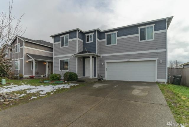 16471 Greenbrier St SE, Yelm, WA 98597 (#1411834) :: Homes on the Sound