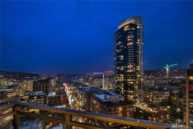 820 Blanchard St #1902, Seattle, WA 98121 (#1411835) :: Homes on the Sound