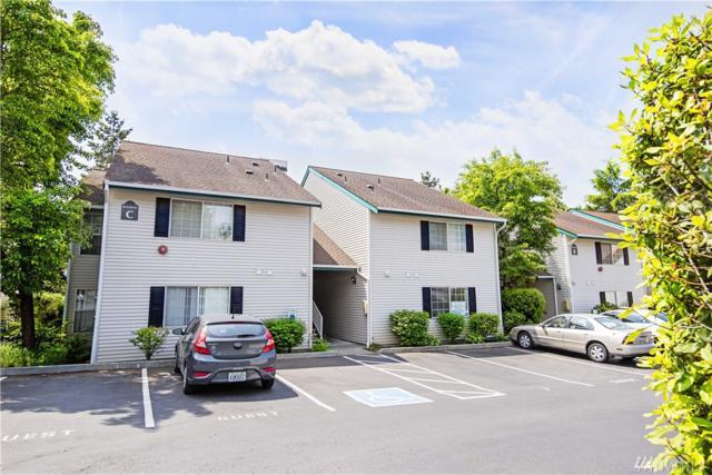 4231 NE 5th St C102, Renton, WA 98059 (#1411863) :: Homes on the Sound
