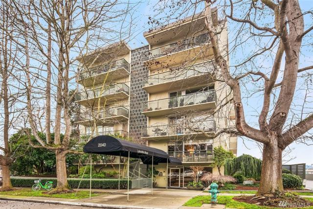 2040 43rd Ave E #301, Seattle, WA 98112 (#1411958) :: Beach & Blvd Real Estate Group