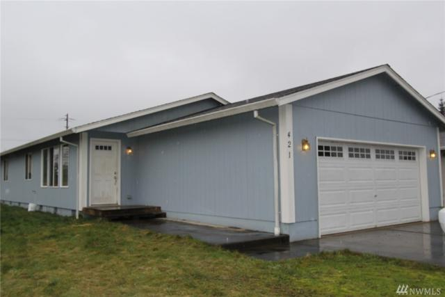 421 E King St, Aberdeen, WA 98520 (#1411985) :: Crutcher Dennis - My Puget Sound Homes