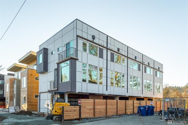 5017 Delridge Wy B, Seattle, WA 98106 (#1412017) :: Kwasi Homes