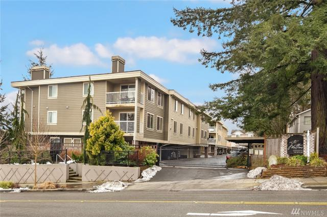 935 N 200th St A206, Shoreline, WA 98133 (#1412089) :: Homes on the Sound