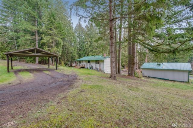 12418 Old Military Rd NE, Poulsbo, WA 98370 (#1412090) :: Real Estate Solutions Group