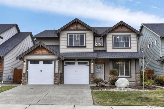 11545 172nd St Ct E, Puyallup, WA 98374 (#1412144) :: Mike & Sandi Nelson Real Estate