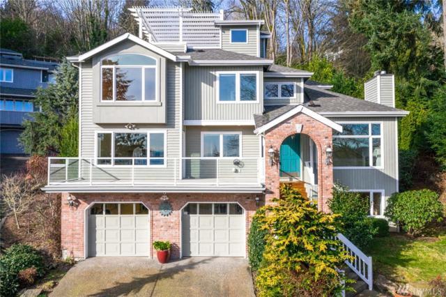 13035-B 42nd Ave NE, Seattle, WA 98125 (#1412173) :: Homes on the Sound