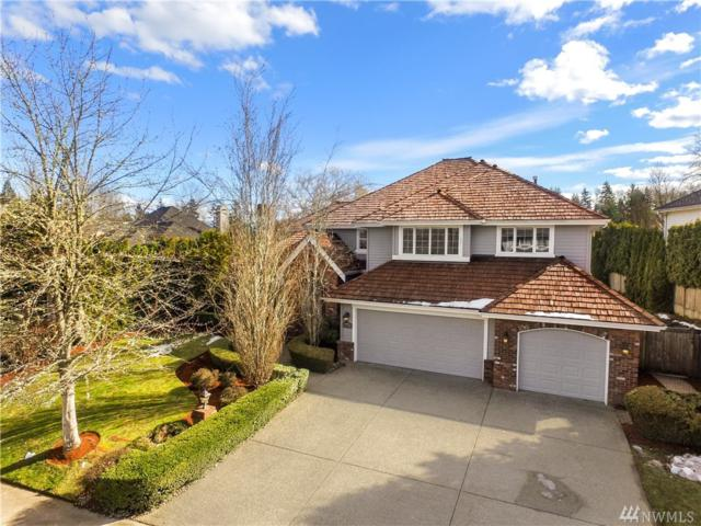 26927 SE 22nd Wy, Sammamish, WA 98075 (#1412257) :: Kimberly Gartland Group