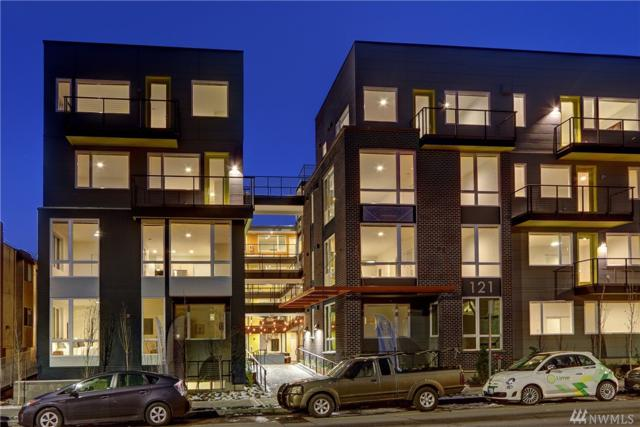121 12th Ave E #507, Seattle, WA 98102 (#1412274) :: The Deol Group