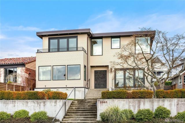 2366 W Viewmont Wy W, Seattle, WA 98199 (#1412439) :: Hauer Home Team