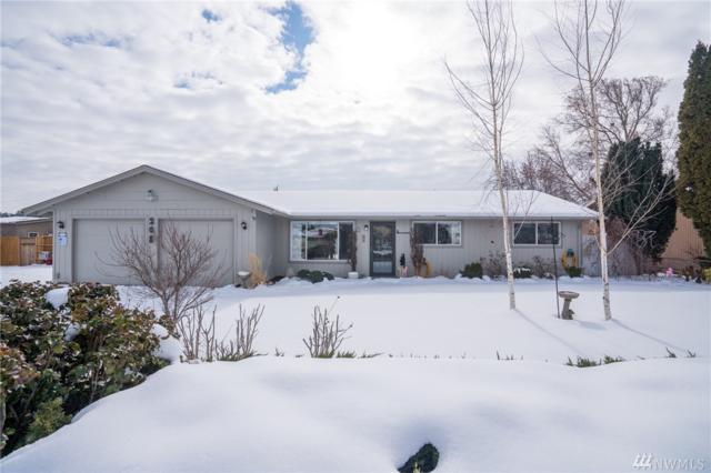 208 Broadmoor St, East Wenatchee, WA 98802 (#1412457) :: Homes on the Sound
