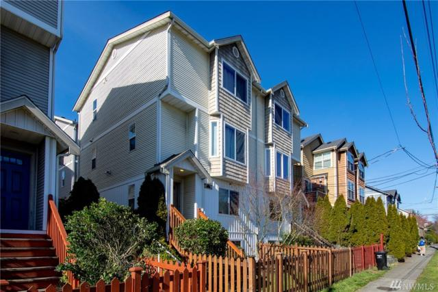 9211 Ashworth Ave N B, Seattle, WA 98103 (#1412501) :: Hauer Home Team