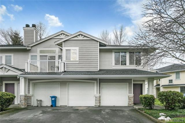 5808 S 234th St #5, Kent, WA 98032 (#1412528) :: Keller Williams Realty Greater Seattle