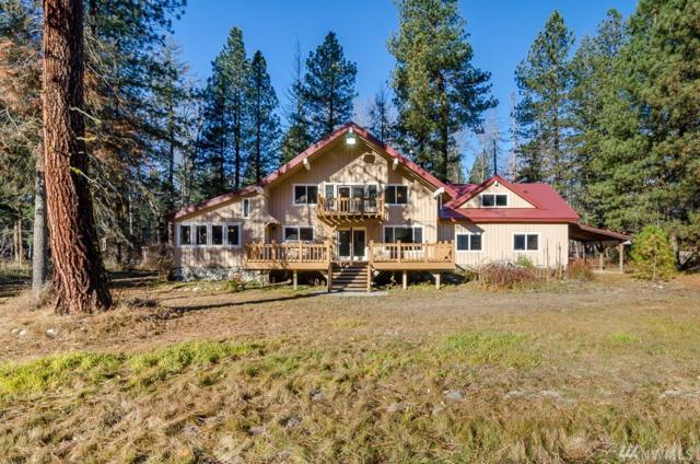 12290 Meacham Rd, Leavenworth, WA 98826 (#1412625) :: Ben Kinney Real Estate Team