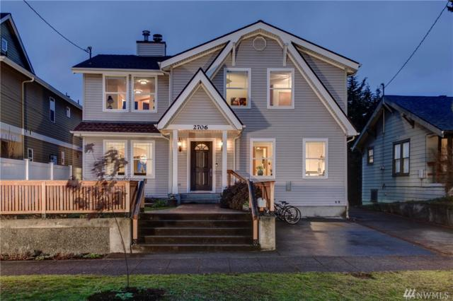 2706 37th Ave SW, Seattle, WA 98126 (#1412640) :: Hauer Home Team