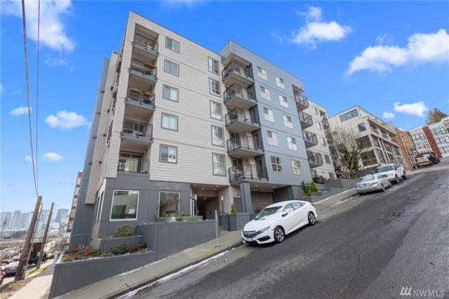 769 Hayes St #201, Seattle, WA 98109 (#1412650) :: Homes on the Sound