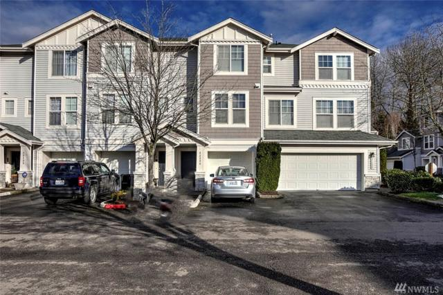 23224 61st Place S 17-5, Kent, WA 98032 (#1412736) :: Homes on the Sound