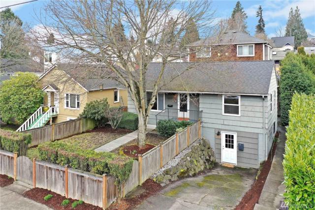 5207 SW Fauntleroy Wy SW, Seattle, WA 98136 (#1412818) :: Kimberly Gartland Group