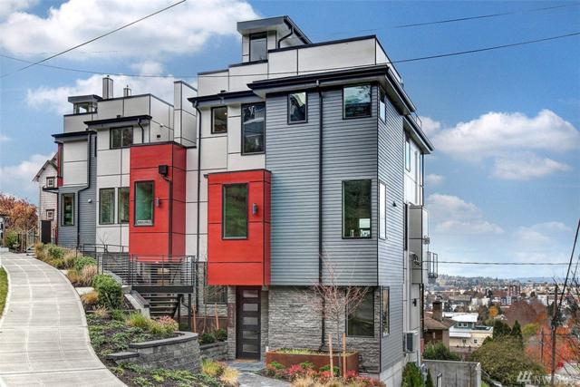 5421 Baker Ave NW, Seattle, WA 98107 (#1412849) :: Homes on the Sound