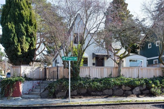 7002 47th Ave SW, Seattle, WA 98136 (#1412861) :: Real Estate Solutions Group