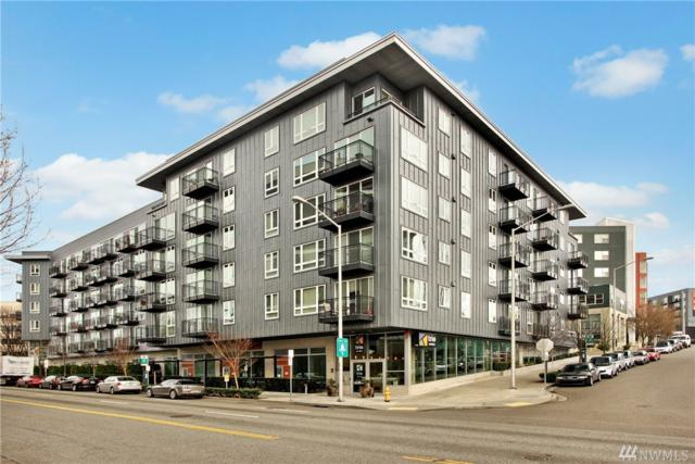3104 Western Ave #209, Seattle, WA 98121 (#1412874) :: Real Estate Solutions Group