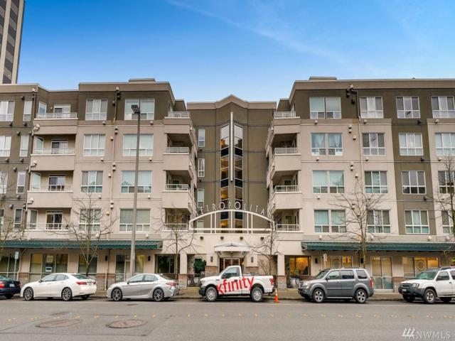 925 110th Ave NE #310, Bellevue, WA 98004 (#1412885) :: Real Estate Solutions Group