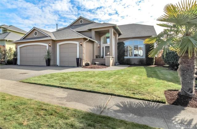 9805 183rd Ave E, Bonney Lake, WA 98391 (#1412903) :: Hauer Home Team