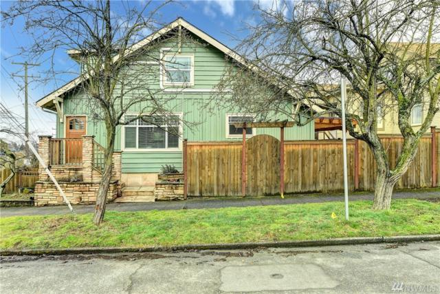 1326 N 40th St, Seattle, WA 98103 (#1412929) :: Real Estate Solutions Group