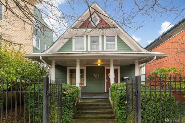6817 Greenwood Ave N, Seattle, WA 98103 (#1413027) :: Homes on the Sound