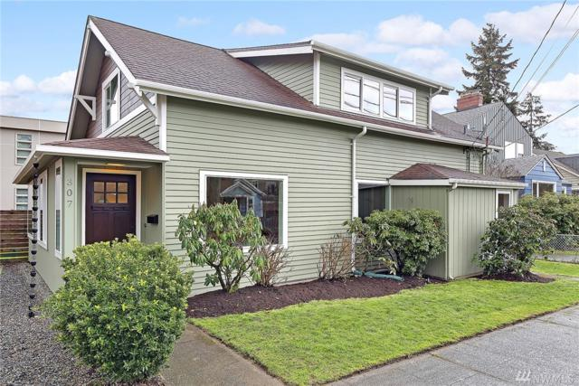 307 NW 76th St, Seattle, WA 98117 (#1414126) :: Real Estate Solutions Group