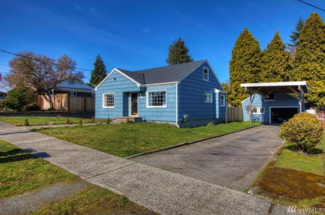 207 E 43rd St, Tacoma, WA 98404 (#1414211) :: Ben Kinney Real Estate Team
