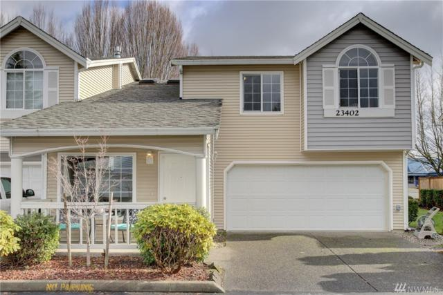 23402 62nd Ave S H104, Kent, WA 98032 (#1414315) :: Hauer Home Team