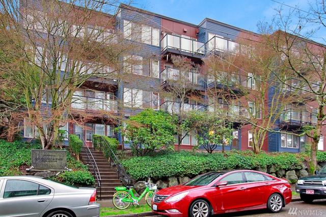 29 Etruria St #408, Seattle, WA 98109 (#1414375) :: Hauer Home Team