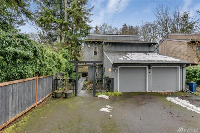 8033 B 45th Ave NE, Seattle, WA 98115 (#1414490) :: Better Properties Lacey