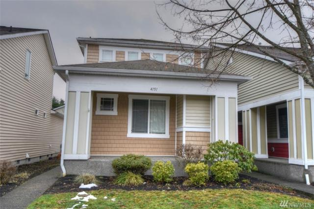4151 NE Mckinley St, Lacey, WA 98516 (#1414543) :: Homes on the Sound