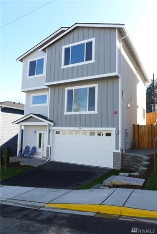 2743--Lot 32- S 120th, Burien, WA 98168 (#1414565) :: Crutcher Dennis - My Puget Sound Homes