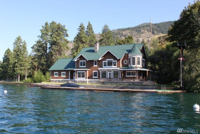21120 S Lakeshore Rd, Chelan, WA 98816 (#1414613) :: Real Estate Solutions Group