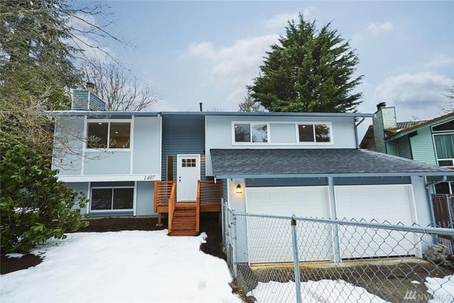 1407 Newport Ct SE, Renton, WA 98058 (#1414863) :: Ben Kinney Real Estate Team