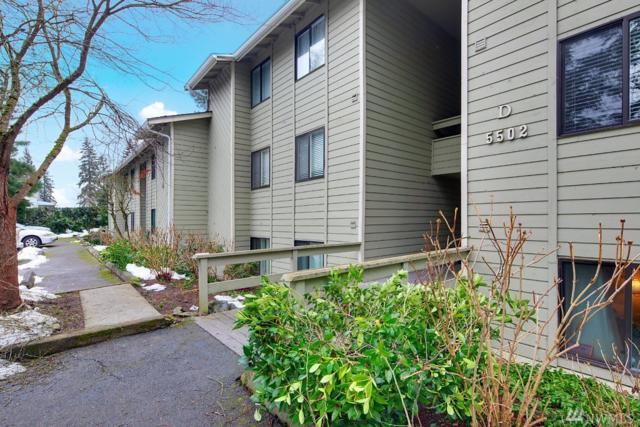 5502 220th St SW D201, Mountlake Terrace, WA 98043 (#1414929) :: Hauer Home Team
