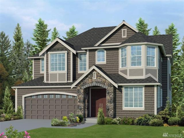 1492-(Lot 5) Elk Run Place SE, North Bend, WA 98045 (#1414983) :: Hauer Home Team