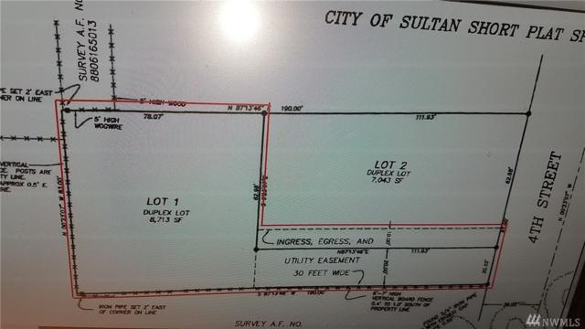 513 4th St, Sultan, WA 98294 (#1415076) :: Homes on the Sound