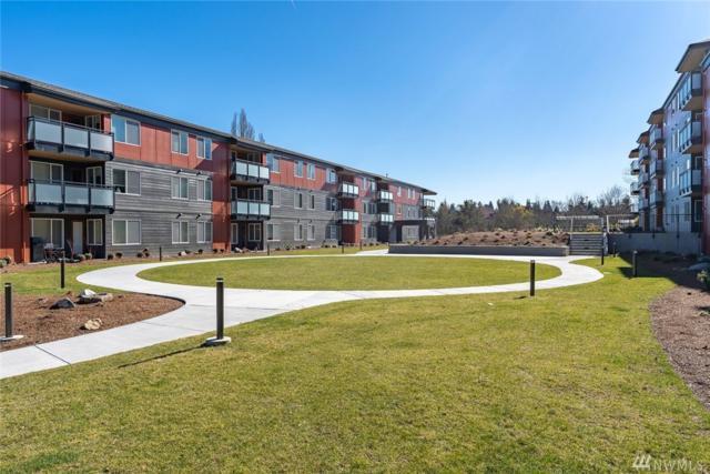 7021 Sand Point Wy NE B113, Seattle, WA 98115 (#1415214) :: Ben Kinney Real Estate Team