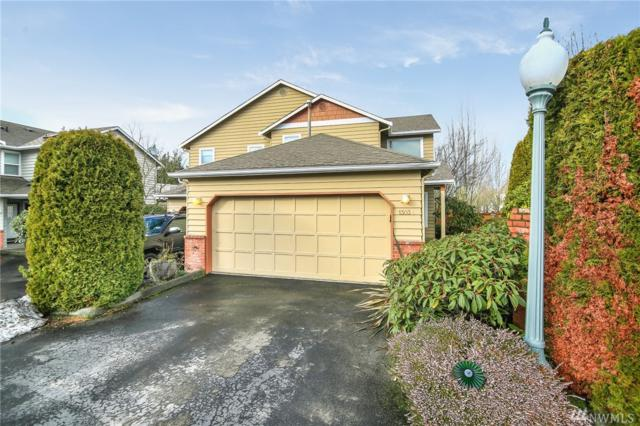 1303 58th St SW B, Everett, WA 98203 (#1415229) :: Real Estate Solutions Group