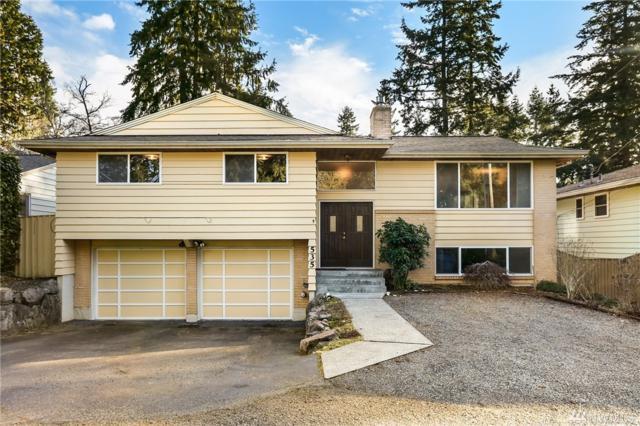 535 NW 203rd St, Shoreline, WA 98177 (#1415368) :: Ben Kinney Real Estate Team