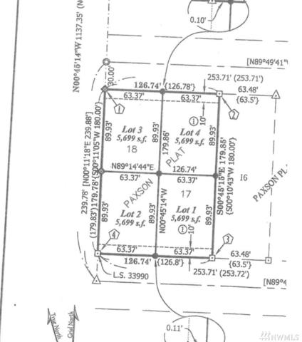 0-Lot 4 Luta St, Moses Lake, WA 98837 (#1415464) :: Hauer Home Team