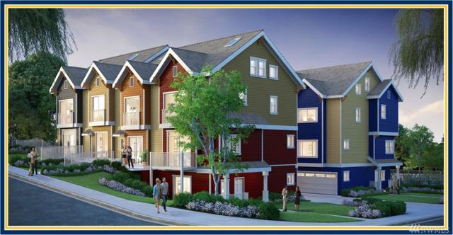 16919 NE 82ND St #4, Redmond, WA 98052 (#1415916) :: Real Estate Solutions Group
