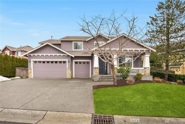 1202 274th Place SE, Sammamish, WA 98075 (#1415946) :: Kimberly Gartland Group